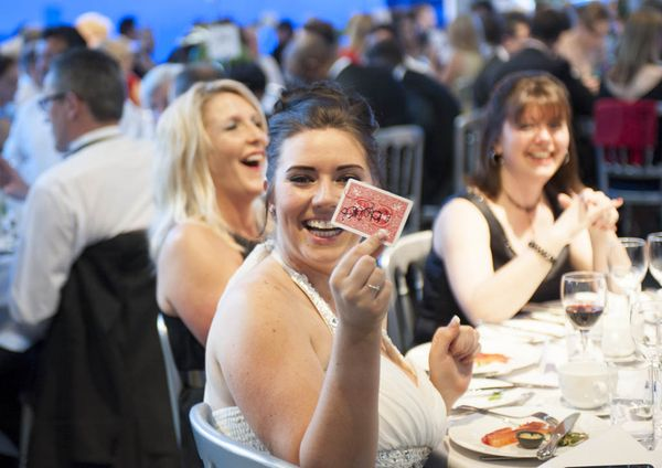 Wedding Magician at Pendley Manor, Tring, Hertfordshire