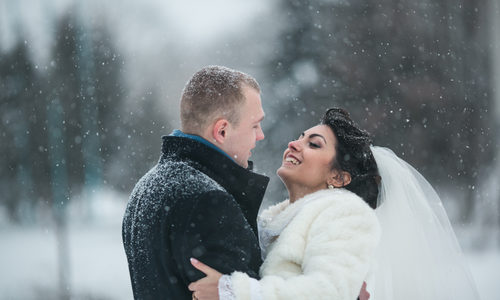 Winter Weddings – Celebrate with Snow