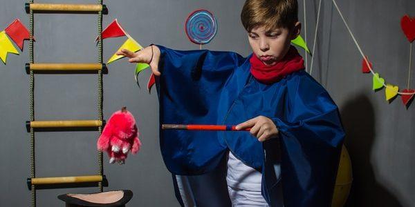 Afterschool magic