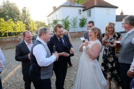 Wedding Magician Hertfordshire