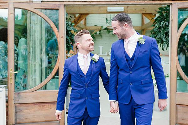 Gay & civil partnerships