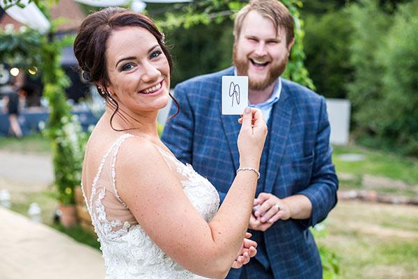 Hertfordshire Wedding magician