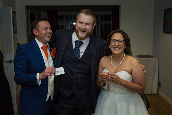 Essex wedding magician for hire