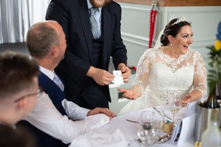 Essendon Country Club, wedding magic