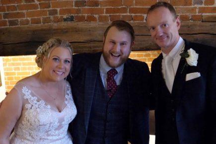 Wedding Magician Chris Whitelock