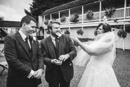 Wedding Magician Christopher Whitelock