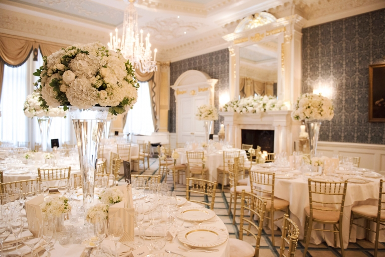 Claridges Wedding Venue London