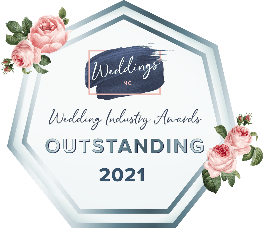 Outstanding, Wedding Industry Awards 2021